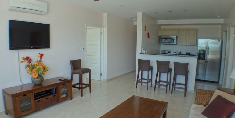 Coronado Bay Panama Condo for Sale 403 Living Room