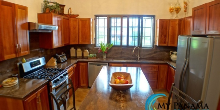 Coronado Panama Golf Course Home For Sale Kitchen 3