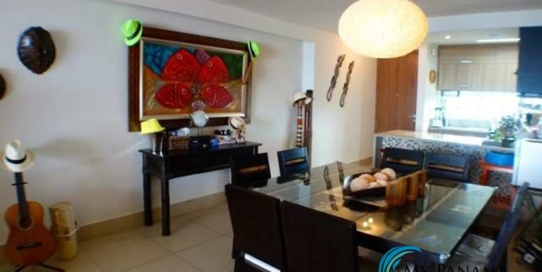 Bahia-Condo-for-sale-Gorgona-Panama-Dining-to-Kitchen