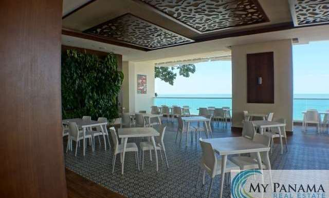 Bahia-Gorgona-Panama-Condo-for-sale-beachfront-dining
