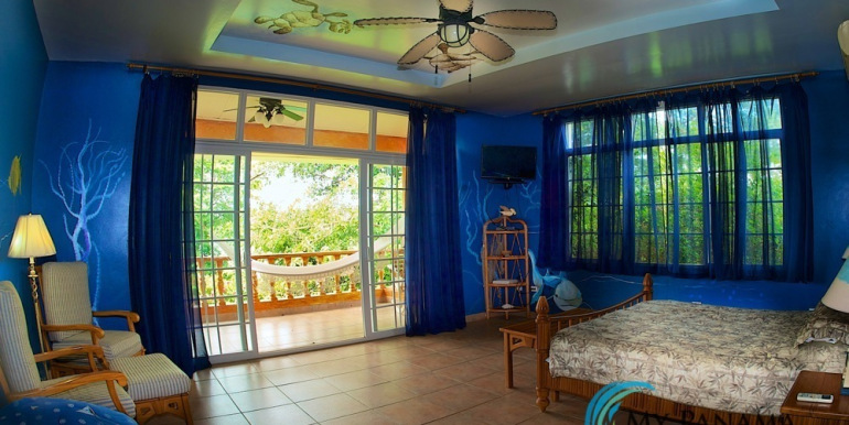 For-Sale-Hotel-BocaChica-Bedroom-Blue