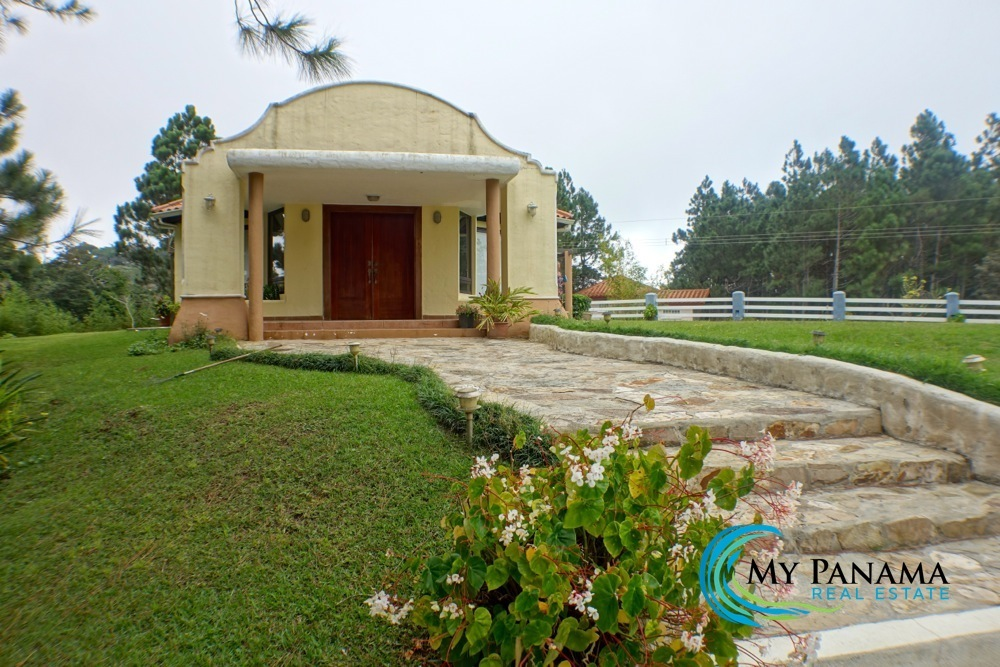 Unique Home with Double Lot For Sale in Altos del Maria, Panama