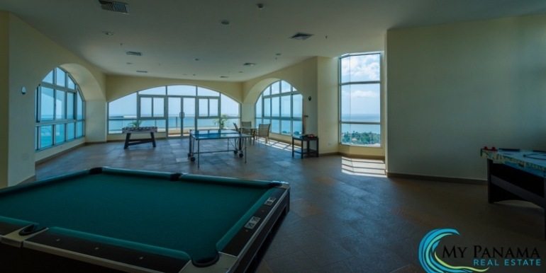 For-Sale-Condo-Coronado Golf-Games-Room