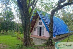 Furnished Fairy Tale A-Frame Home in El Valle!