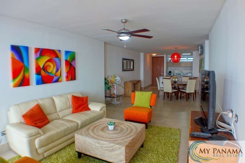 Stunning Panama Beach Front Condo At Bahia Resort on Panama's Beautiful Gorgona Beach!!